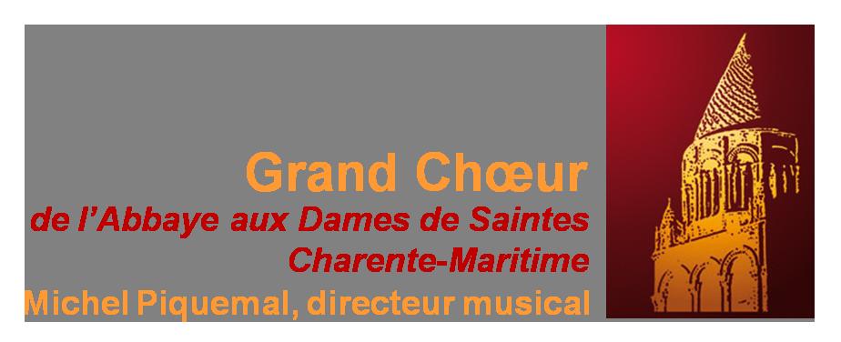 Grand choeur Abbaye aux Dames Saintes