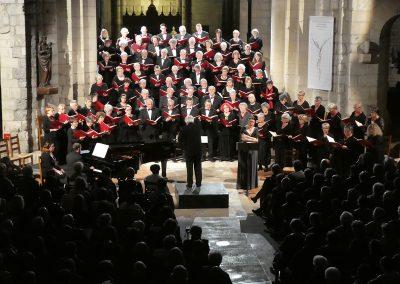 Grand Choeur - La Rochelle - Mai 2017