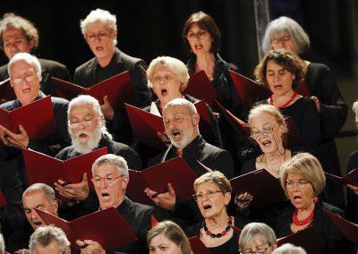 Grand Choeur de l'Abbaye aux Dames - Concert Abbatiale Saintes 11 mai 2019