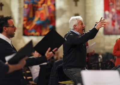 Grand Choeur de l'Abbaye aux Dames - répétition 9 mai 2019